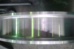 наплавка колесо крановое